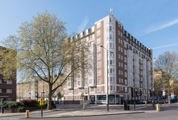 Ivor Court, Gloucester Place, London, NW1