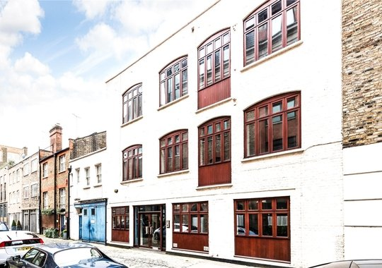 Bentinck Mews, Marylebone, London, W1