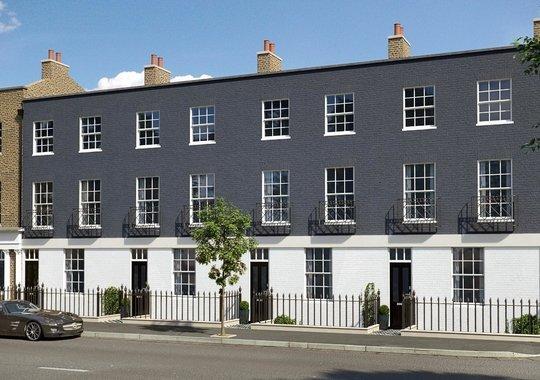 Broadley Street, London, NW8