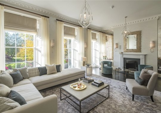 Chester Terrace, Regent's Park, London, NW1