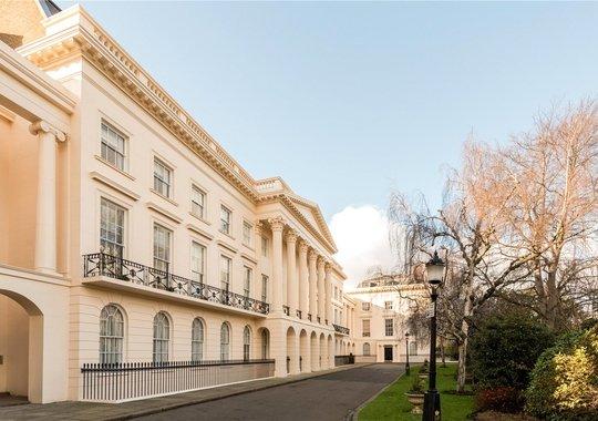 Clarence Terrace, Regent's Park, London, NW1