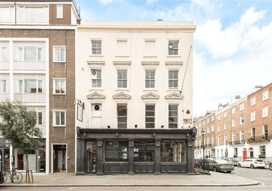 Crawford Street, London, W1