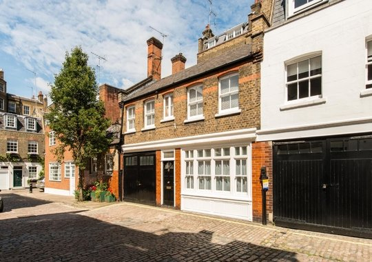 Devonshire Close, London, W1