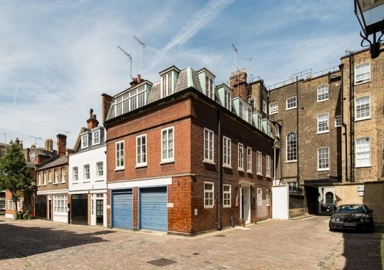 Devonshire Close, Marylebone, London, W1