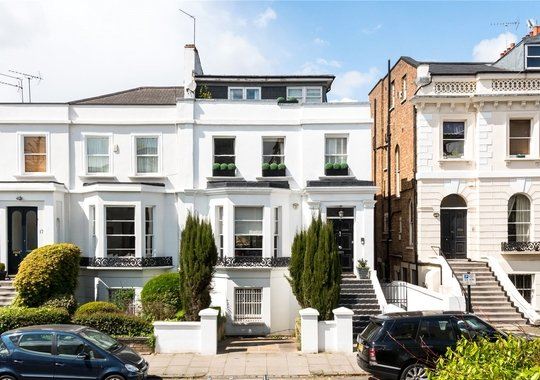 Priory Road, London, NW6