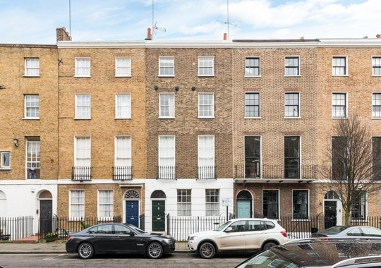 Upper Montagu Street, Marylebone, London, W1