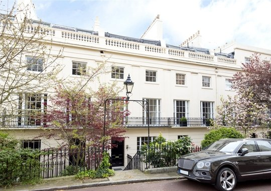 Chester Place, London, NW1