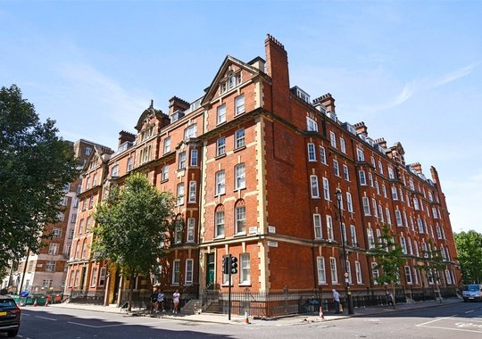 Cumberland Mansions, Seymour Place, London, W1