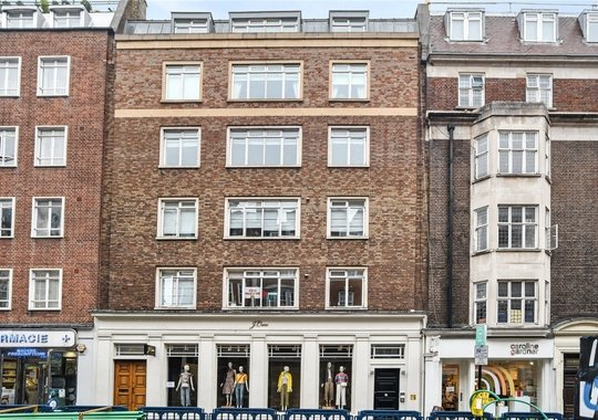 Marylebone High Street, London, W1